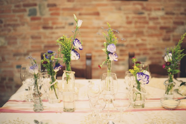An Italian Wedding, Flowers by Special Occasions by Vicki