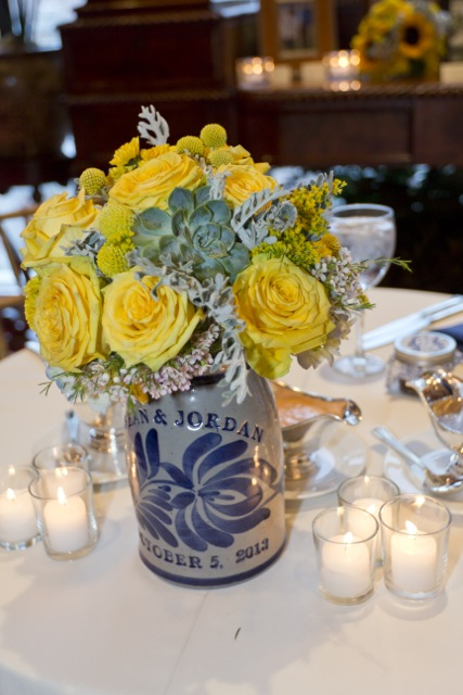 An Autumn Wedding, Flowers by Special Occasions by Vicki