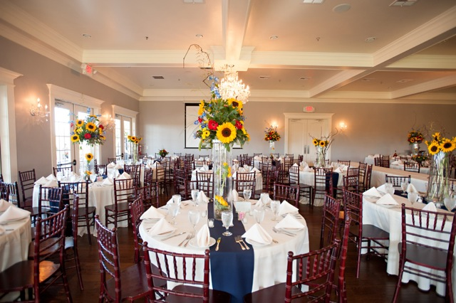 Best Wedding & Reception Venues in the Dallas-Fort Worth Metroplex: The Milestone, Flowers by Special Occasions by Vicki